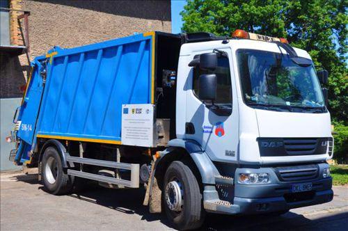 Harmonogram selektywnie zbieranych odpadów komunalnych jest już dostępny!